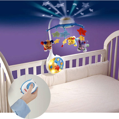 Carusel Fisher-Price Sweet MoonDreams de la Fisher-Price