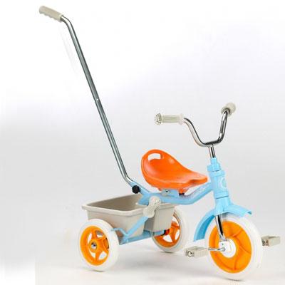 """Tricicleta """"Super touring"""" cu scaun reglabil, culoare albastra de la ITALTRIKE"""