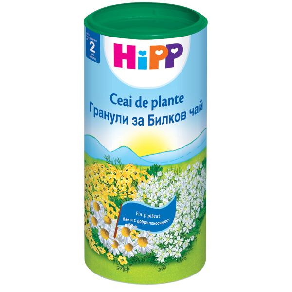 Ceai de plante pentru sugari si copii de la HIPP
