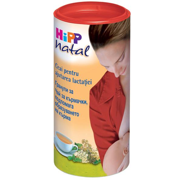 Ceai pentru alaptat de la HIPP