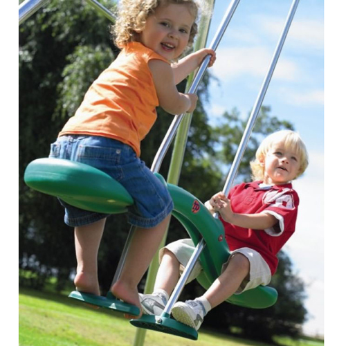 Leagan Skyride verde de la TP Toys