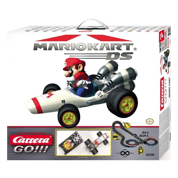 Carrera GO-Mario & Brute circuit electric