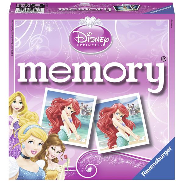 Jocul Memoriei - Printesele Disney de la Ravensburger