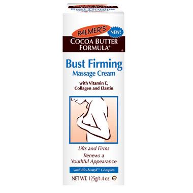 Crema de masaj cu Unt de Cacao pentru fermitatea bustului