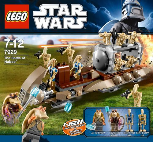 Star Wars: Batalia de pe Naboo