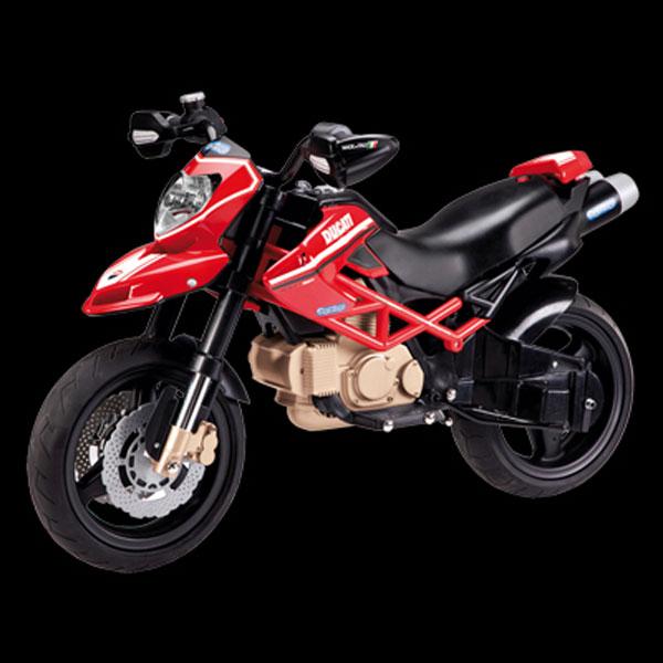 Motocicleta Ducati Hypermotard