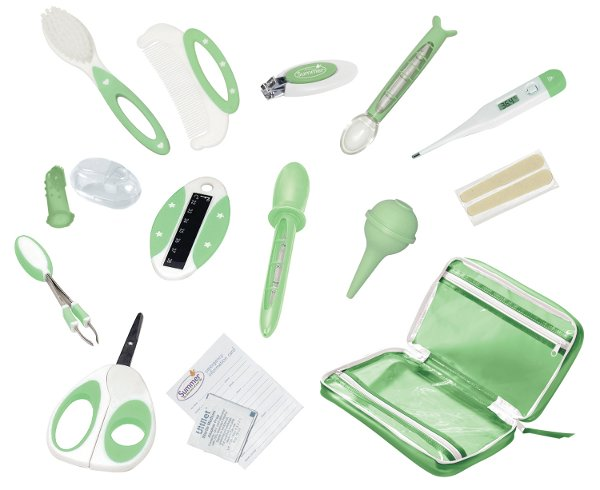 Kit de ingrijire Deluxe Nursery & Bath Kit
