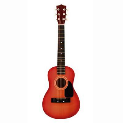 Chitara lemn pentru copii 75 cm
