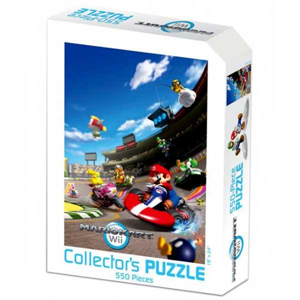 Puzzle MARIO KART WII