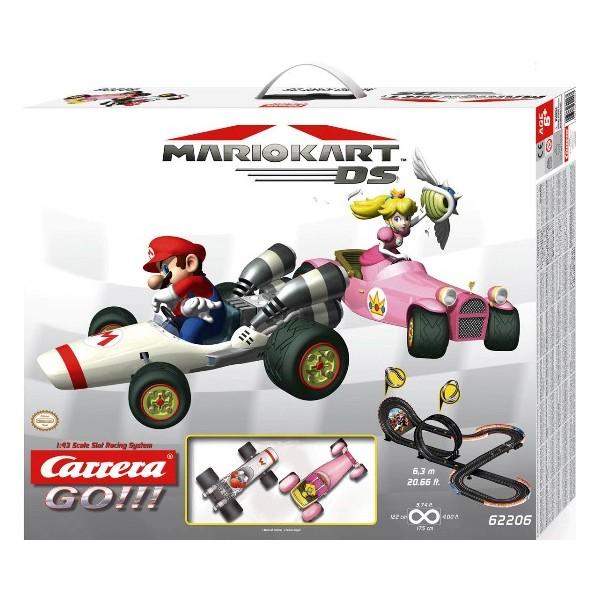 Circuit electric Nintendo  Mario Kart DS- Mario & Princess