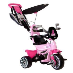 Tricicleta pentru copii Injusa Body ROZ