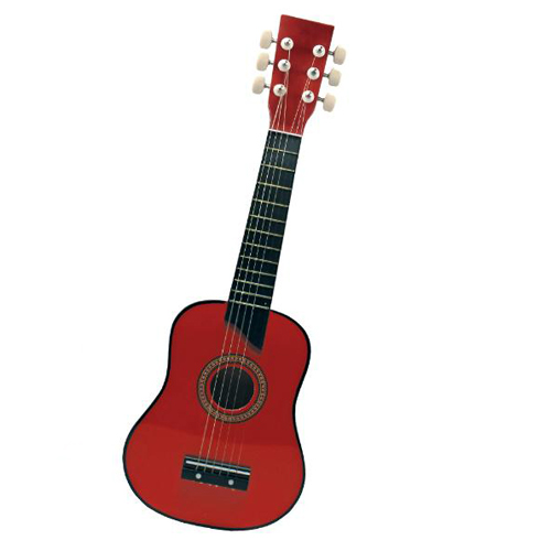 Chitara lemn culoare CIRES 62 cm