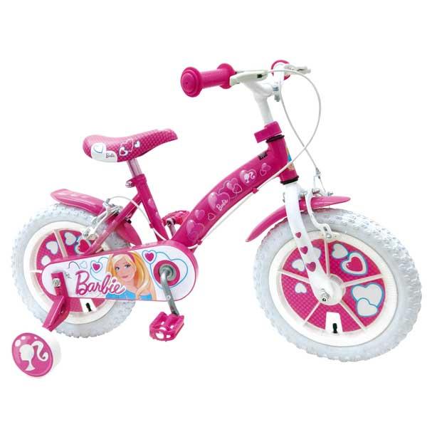 Bicicleta Barbie 14