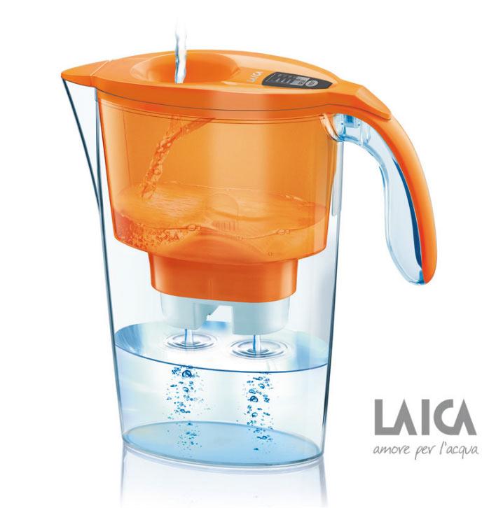 Cana filtranta de apa Stream Orange