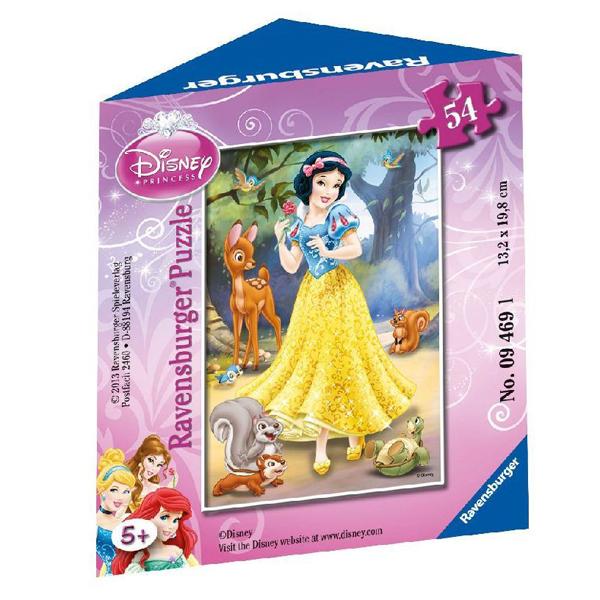 MiniPuzzle Printesele Disney, 54 piese
