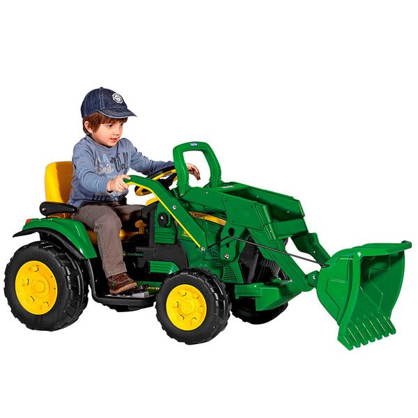 Excavator JD Ground Loader