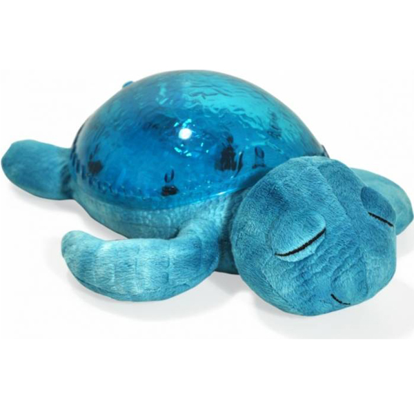 Lampa de veghe muzicala Tranquil Turtle Aqua