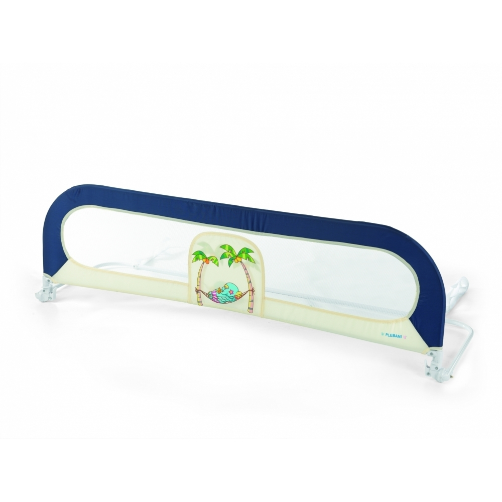 Bariera de pat  cu palmieri Corallo 140 cm