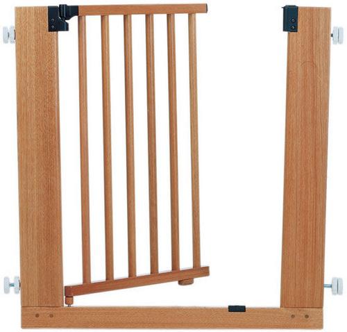 Gard de protectie cu poarta