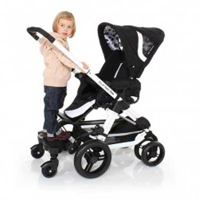 Treapta universala KIDDIE RIDE - pentru al doilea copil