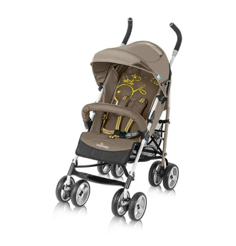 Carucior sport Travel 09 brown 2015