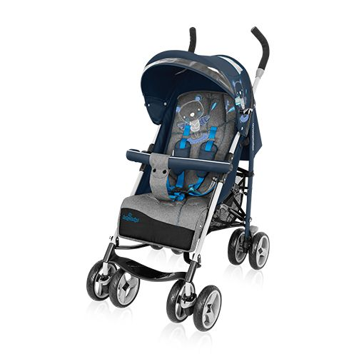 Carucior sport Travel Quick 03 blue 2017
