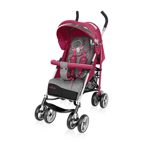 Carucior sport Travel Quick 08 pink 2017