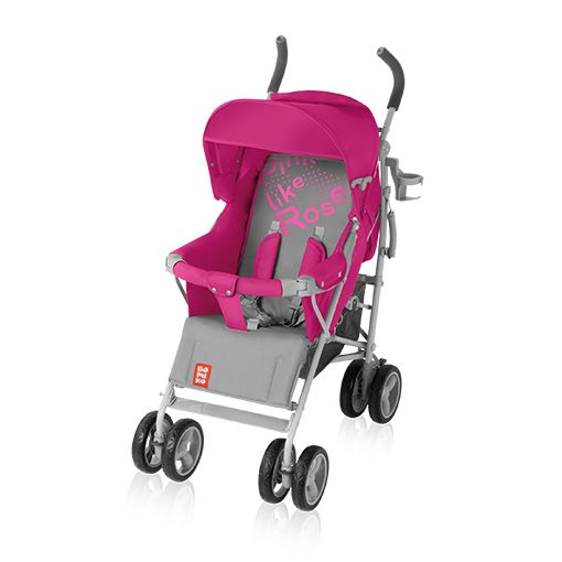 Carucior sport, Model XL 08 pink