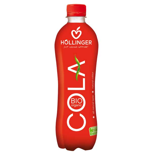 Cola Ecologica Racoritoare Carbogazoasa 0.5 L