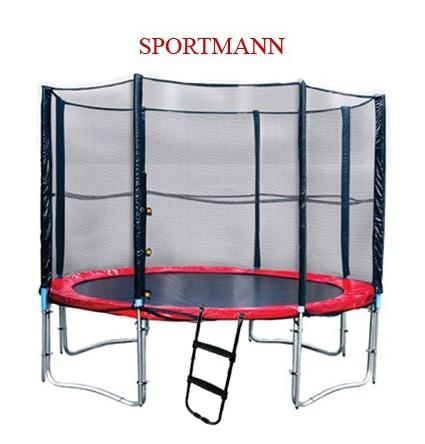 Set trambulina 366 cm SPORTMANN