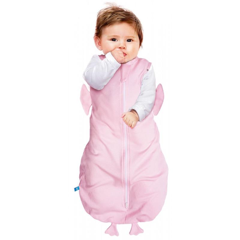 Sac de dormit Fun Animal 2in1 chicky pink -3-6 luni