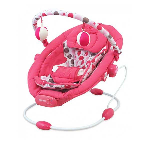 Balansoar muzical copii  LCP BR245 014 Pink
