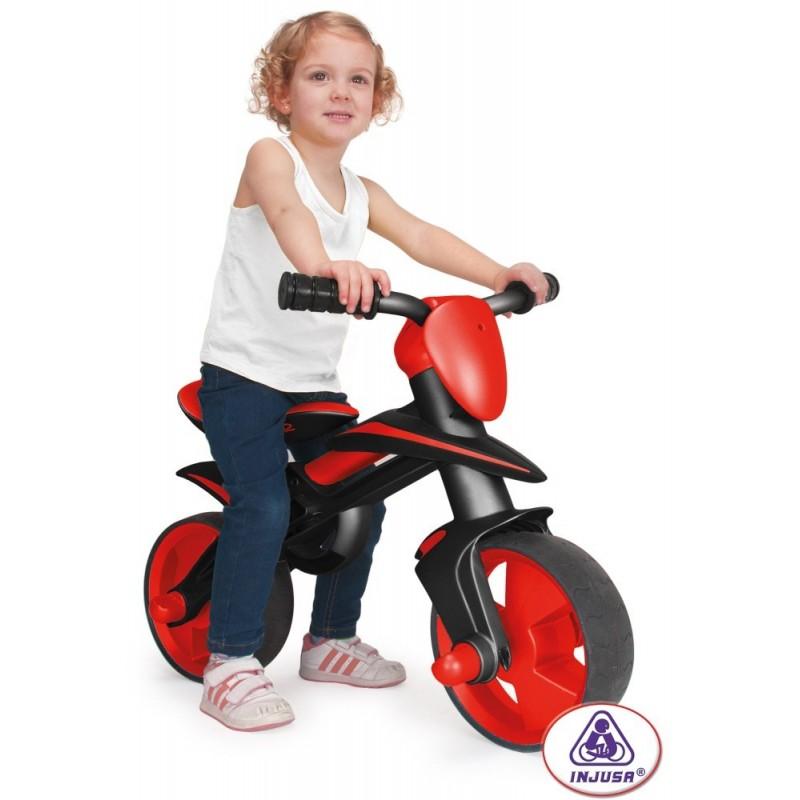 Bicicleta fara pedale neagra Jumper