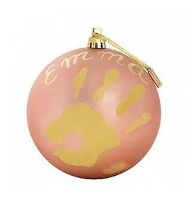Christmas Ball Coral