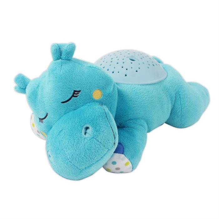 Lampa cu Sunete Si Proiectii, Hippo