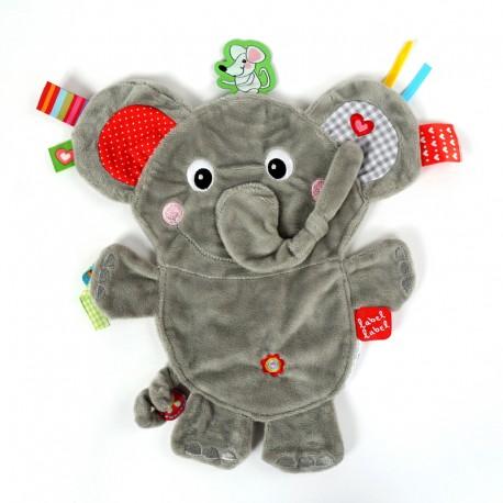 Minipaturica de somn si joaca Elefant