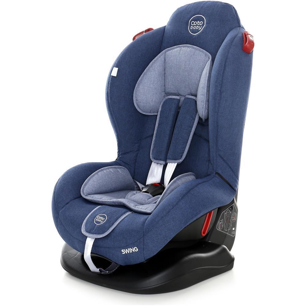 Scaun auto Swing 9-25 Kg - Melange Dark Blue